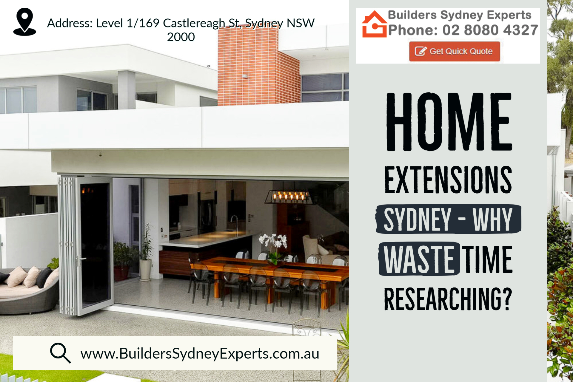Strathfield Council  1950s Home Remodel Before And After