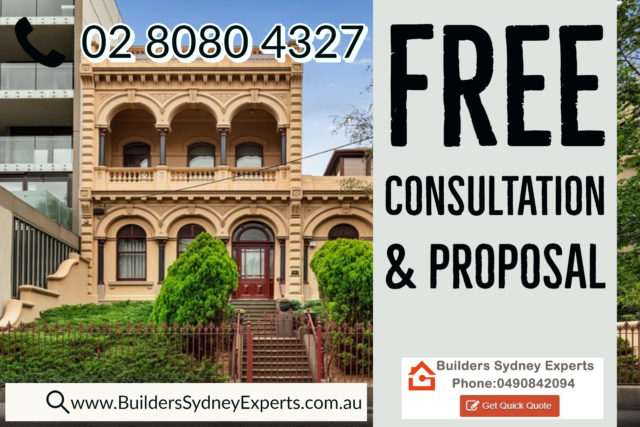 home extension builders sydney